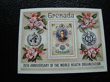 granada - sello yvert y tellier colección Nº 27 N (Z4) stamp Granada
