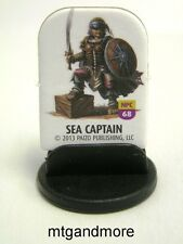 Pathfinder battles Pawns/token - #068 sea capitán Druid-NPC Codex