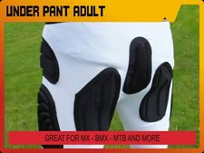 Protective under race pants (adult)