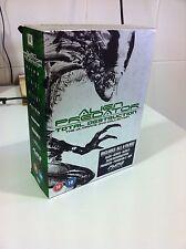 ALIEN PREDATOR TOTAL DESTRUCTION - 8 DVD Edicion Coleccionista - Inglés