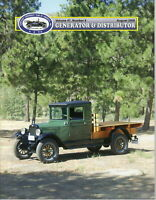 1927 1-Ton Truck - Generator & Distributor Magazine Volume 47, #8 AUG 2008