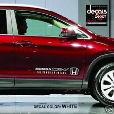 Decal Vinyl Fits HONDA CRV Parts EX-L, XL, TOURING, 2WD, AWD, 2005 to 2019