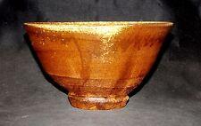 Wayne Branum Art Pottery Chawan Bowl Warren Mackenzie Shoji Hamada Bernard Leach