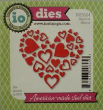 Impression Obsession ~ HEART of HEARTS ~  Die ~ 052 ~  NEW