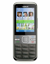 Nokia C5 - 00 - (Unlocked)- 3G  5 MP Smartphone Cell Phone (REFURBISHED)