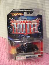 2007 Hot Wheels Kar Keepers Ultra Hots '50 CHEVY truck #04/04☆Black; Real Riders