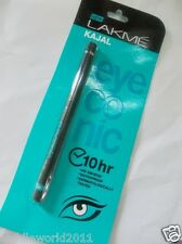 LAKME EYECONIC KAJAL KOHL EYELINER 10HR NO-SMUDGE WATERPROOF -(Buy3 & Get1 FREE)