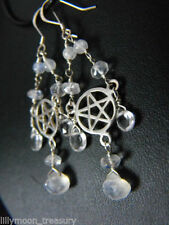 Hook Moonstone Not Enhanced Fine Earrings
