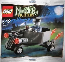 LEGO Monster Fighters 30200 Coffin Car Zobmie Chauffeur Polybag Promo Beutel