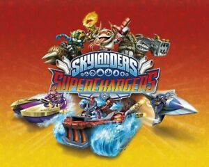 SKYLANDERS Super Chargers $ave - Multi Items/Bundles for combined postage Deals!