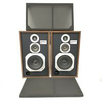 Technics SB-L50 Vintage Linear Phase 3 Way Speakers