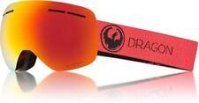 Équipements de neige rouge Dragon pour les sports d'hiver
