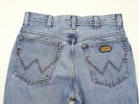 Wrangler  Mens Blue  Classic Fit, Straight  Jeans  W32 L30 (33806)