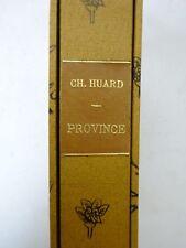HUARD (Charles). Province. Cent dessins par Ch. Huard. [ca 1900]
