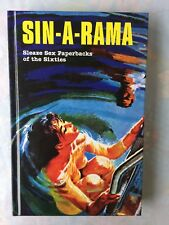 Sin-A-Rama 2005 Feral House 1st Edition HC OOP Rare! 1960s Sleaze Paperback art