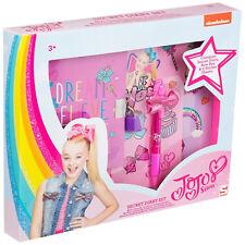 JoJo Bows Secret Diary Set Limited Edition Perfect Christmas Gift JoJo Siwa NEW