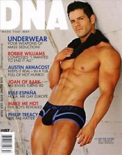 DNA Magazine #157 gay men SIDNEY ALLAN DEVIN FABER ERIC TURNER