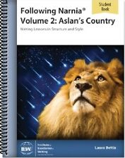 IEW - Following Narnia Vol 2 - Aslan's Country - Student Book