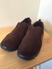 Roper Performance Suede Clogs. Mens US Size 9 In Brown