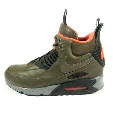 Nike Air Max 90 Waterproof Leather Sneakerboot - Mens Size 7.5 - Green