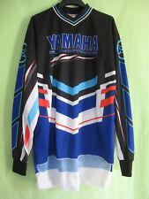 Maillot Kenny YAMAHA BMX Motocross Rider Moto Racing cross Vintage - L