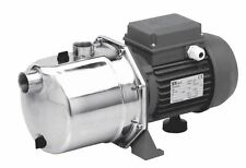 JX120 Stainless Steel Self-Priming Jet Pump for Water, 0.9kW