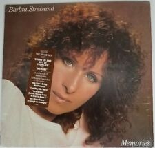 BARBRA STREISAND  MEMORIES vinyl LP TC-37678