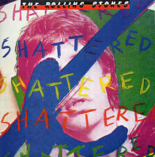 ★☆★ CD Single The ROLLING STONES Shatered 2-track CARD SLEEVE  ★☆★