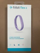 Fitbit Flex 2 Smart Fitness Activity Tracker, Small & Large Bands, Lavender