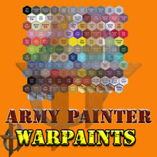 Army Painter Authentic Warpaints Acrylic paint 18ML Free Shipping $35+
