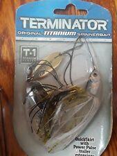 Terminator Spinnerbait T1 1/2