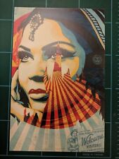 Target Exceptions Obey Giant Showcard Poster Art Mini Print Shepard Fairey