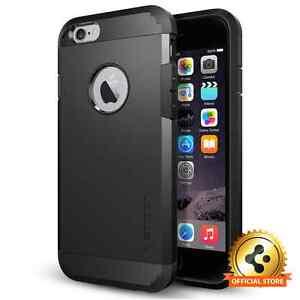 Spigen®[Tough Armor] Apple iPhone 6 / 6S Case Shockproof Protective TPU Cover