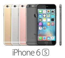 Apple iPhone 6s Black Silver Gold Rose Gold 16gb/ 32gb/ 64gb/ 128gb Unlocked