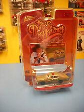 "JOHNNY LIGHTNING DUKES OF HAZZARD ROSCO'S CAMO CRUISER R5  ""NIP"""