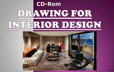 Interior Designs - Over 1500 designs - PC CD ROM