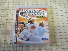 Virtua TENNIS 2009 per PlayStation 3 ps3 PS 3 * OVP *