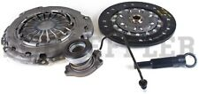 "For Chevy Cruze 1.8L Sonic Clutch Kit 8.5"" Cover Disc Slave Cylinder Pilots LUK"
