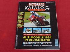 Der Original MOTORRAD-KATALOG Ausgabe 1994  Motorradkatalog