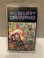 RED HOT CHILI PEPPERS Self Titled 1985 Cassette Tape EMI Manhattan Near Mint