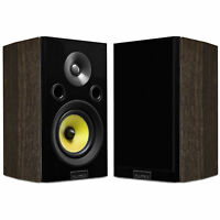 Fluance Signature Series HiFi Two-way Bookshelf Surround Sound Speakers (HFSW)