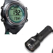 Sporasub Sp1 Diving Spearfishing Computer Dry Sack 02uk