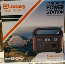 110V/200W Portable Power Station Generator Explorer 240Wh Notfall Backup Litum