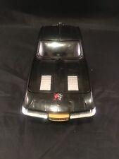 Vintage Chevy 63 Corvette GM Black Video Tape Cassette VHS As Is Rewinder