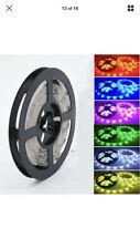 5m 5050 RGB LED Colour Changing Strip Light Woth Remote Controller
