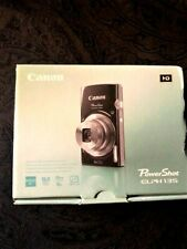 Canon PowerShot Elph 135, 8X Optical Zoom Camera & Soft Case