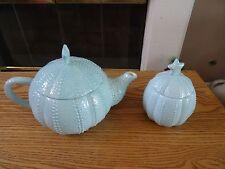 Kate Williams Global Design Sea Urchin Tea Pot and sugar bowl (3)