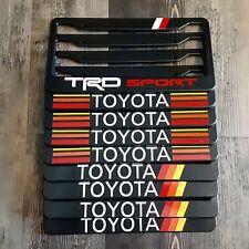 Toyota TRD License plate Frames