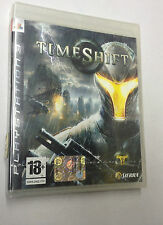 TIME SHIFT PS3 PLAYSTATION 3 PAL NUOVO SIGILLATO