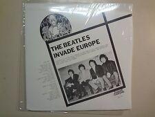 BEATLES: Invade Europe-U.S. LP Instant Analysis BBR 008 PCV, Live 1963 Thru 1966